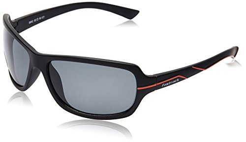 Fastrack Polarized Sport Men's Sunglasses (P321BK2P|62|Smoke (Grey / Black) Color  available at amazon for Rs.1379