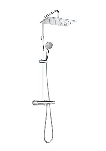 Roca Roca Even A5A2080C00 - Columna de ducha termostática . Griferias...