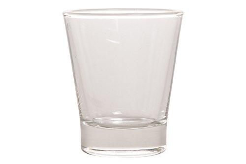 Bormioli Rocco Caffeino Beistellglas, transparent, 85 ml, 6 Stück