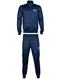 Emporio Armani EA7 Jogging 6zpv70 - Pj08z 1554 Navy Blue - Couleur Bleu -  Taille S 8708197e9318