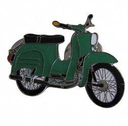 Preisvergleich Produktbild PIN SIMSON Schwalbe KR51 / 2 - grün