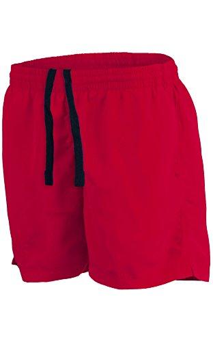 Baleiniers original shorts de bain Conçu en Allemagne Neu Gr: maillot de bain S-4XL f5367 maillot de bain rouge, taille M