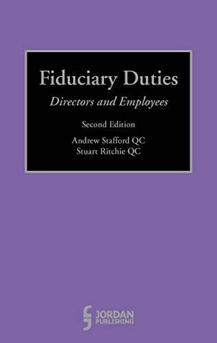 Fiduciary Duties: Directors and Employees
