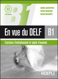 En vue du Delf B1. Con CD Audio