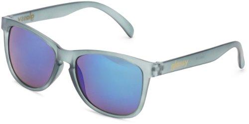 GlassY Herren Sonnenbrille Deric Grey