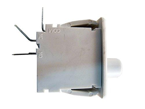 Supco ES16806 Trockner Türschalter für GE WE4M126, Electrolux 5303281644, Maytag 33001586, 22002044 - Trockner Türschalter Appliance