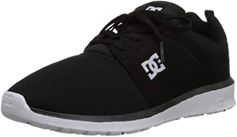 DC Heathrow Skate scarpe, scarpe, scarpe, nero bianca, 11 M US | La qualità prima  c90f8b