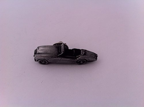Austin Healey 100/4 (Uni Motorhaube) 3D Pin Badge Auto Zinn Effekt Pin Badge ref23 - Bonnet Badge