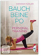Bauch, Beine, Po: Personal Training mit DVD