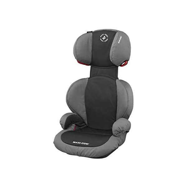 Maxi-Cosi Rodi SPS Child Car Seat, Lightweight, Side Protection System, 3.5-12 Years, 15-36 kg, Slate Black Maxi-Cosi Forward-facing car seat for children from 15 to 36 kg (approximately 3.5 to 12 years) Side protection system offers optimal protection against side impact Easily adjustable in height to suit a growing child 1