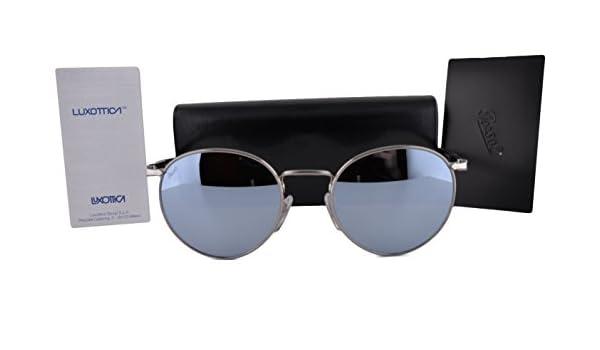 3a5879c10ad4a Persol PO2388S Sunglasses Gunmetal w Light Green Mirror Silver Lens 49mm  103930 PO 2388  Amazon.co.uk  Clothing
