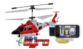 Syma S111G iPhone/iPad/iTouch Controller RC Helicopter 3.5CH i-Copter i-Helicopter iHelicopter