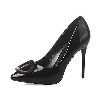 Moda Donna Sandali Sexy donna tacchi Easy Street Asakuchi tacco alto tacchi a spillo/Pompa Punta abito scarpe/Casual/Office scarpe Orange