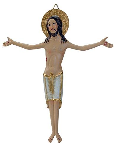Kaltner Präsente Geschenkidee - Kreuz Kruzifix modern Korpus Jesus Christus
