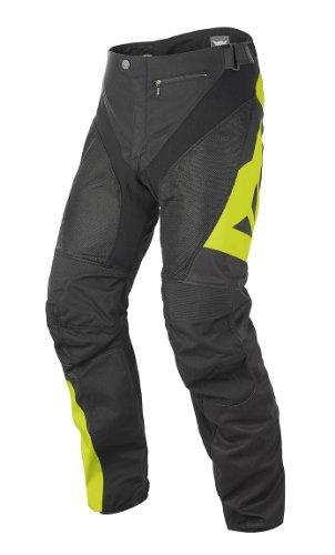 dainese-pantaloni-protettivi-uomo-nero-schwarz-gelb-l