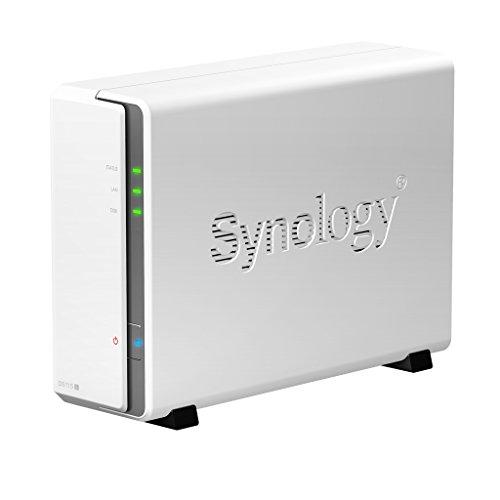 Synology DS115J/2TB-IW 2TB (1x 2TB SGT-IW) 1 Bay Desktop NAS Einheit