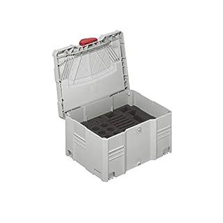 Gedotec Aufbewahrungsbox Ordnung Werkzeug-Koffer ordnen Werkzeug-Box Universal | H6533 | Systainer T-Loc | 1 Set
