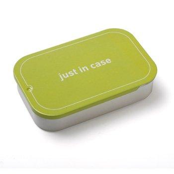 Magnet Box grün - für die kleinen alltäglichen Dinge