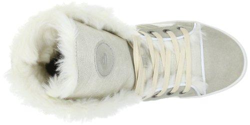 Bullboxer ACS539, Baskets mode fille Blanc-TR-E1-39