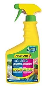Algoflash - Insectes, maladies, Acariens – Prêt à l'emploi Algoflash