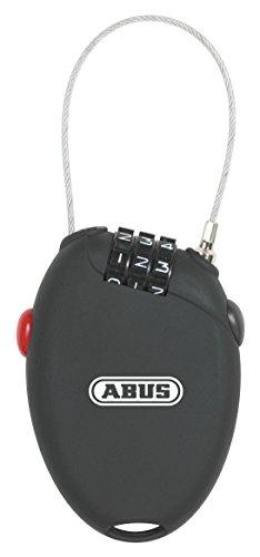 ABUS 42921 Zubehör, schwarz, 70 cm / 1,6 mm