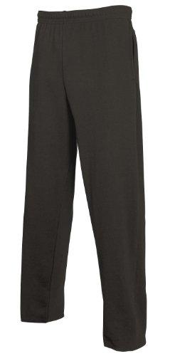 Lightweight Sweat, unbrushedElastischer Taillenbund mit KordelSeitentaschenMit offenem BeinabschlussBelcoro® Garn für weicheren Griff240 g/m²80% Baumwolle Belcoro® Garn, 20% Polyester