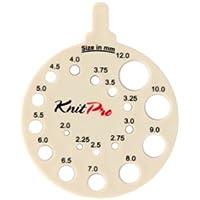 KnitPro KP10991 - Aguja de punto, color natural