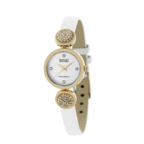 badgley-mischka-dames-watch-damen-quartz-batterie-reloj-ba-1174rgwt