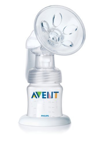 Philips AVENT BPA Free Manual Breast Pump by Philips AVENT (English Manual)