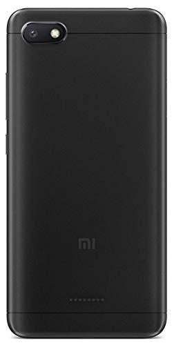 Mi Redmi 6A (Black, 2GB RAM, 32GB Storage)