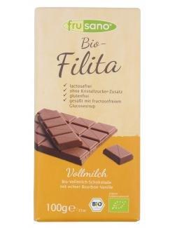 Frusano Filita Schokolade VM, 100 g