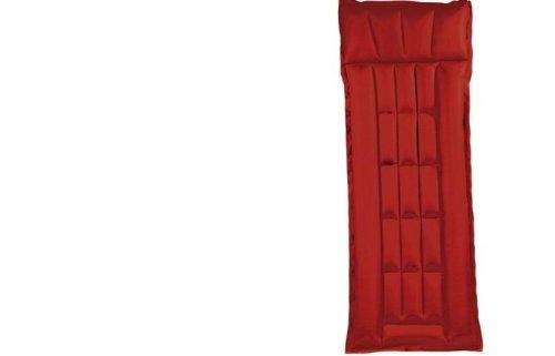 Royal-Beach 19007 - BW-Box-Kastenmatratze, Outdoor und Sport, 198 x 75 cm, rot/blau
