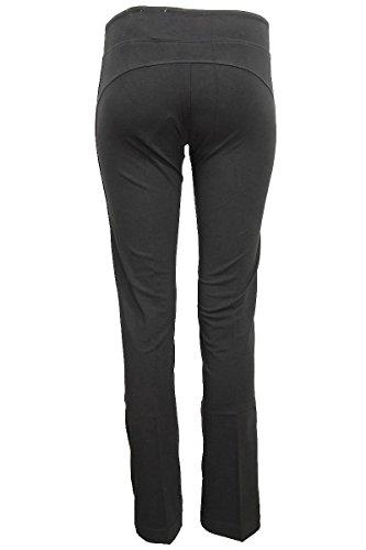 PUMA Damen Jazz Pant Hose Gr. XS / 32 /XXS Pants Fitnesshose Regular Fit black blackberry cordial