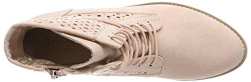 Marco Tozzi Damen 25101 Combat Boots pink (rose)