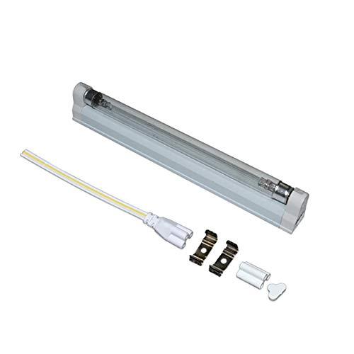 Mona43Henry Esterilizador de luz UV Lámpara germicida Luz Ultravioleta Generador de ozono Desinfección...
