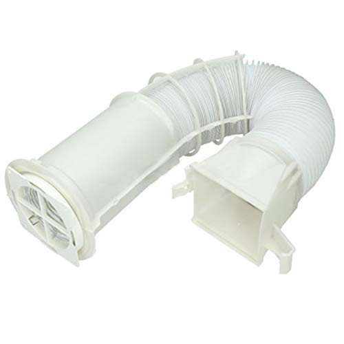 Spares2go - Manguera ventilación frontal ventilada