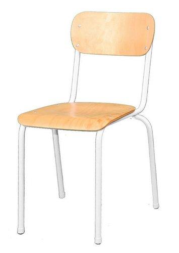 10x Besucherstuhl Stuhl Stühle Konferenzstuhl Büromöbel stapelbar Buche 225310