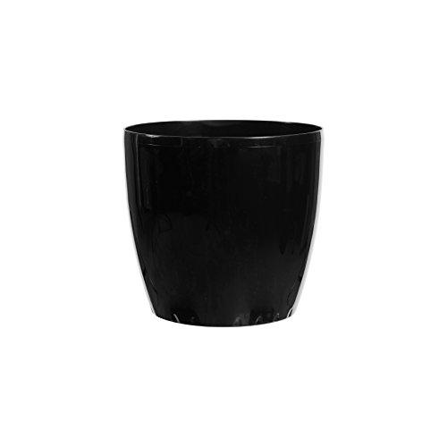 ruecab-pot-de-fleur-rond-interieur-brillant-diametre-14-cm-noir5-cm-2355