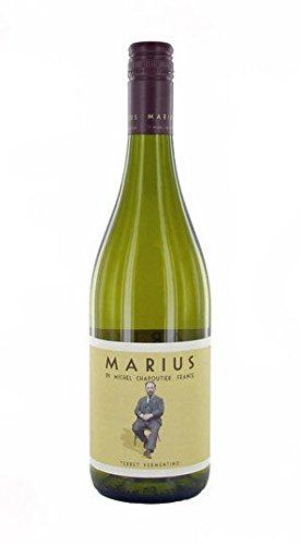 Marius 2014, Vermentino Terret By Michel Chapoutier 12.5% 75cl