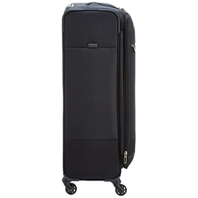 Samsonite Base Boost Spinner Suitcase, 78 cm, 112.5 Liters, Black - suitcases