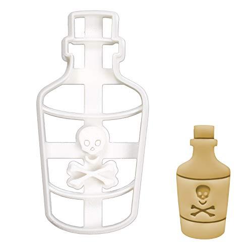 Bakerlogy Gifttrank Flasche Ausstechform, 1 Teil