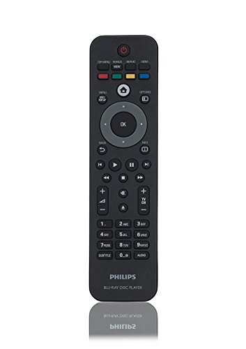 Philips  RC4749/01 996510025848 Remote Control for PHILIPS Blu-ray Home Cinema System - With Two 121AV AAA Batteries Included.