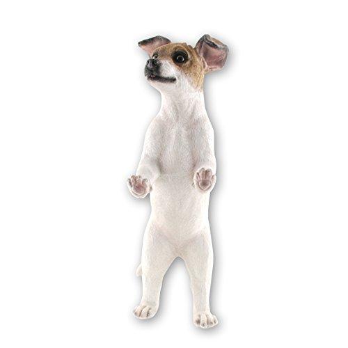 AM-Design Hund Fenstergucker, Jack Russell Terrier, H ca. 37 cm | AM-31542 | 4056422315426 (Jack-russell-ohren)
