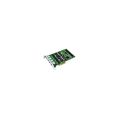 Server Dell Refurbished (Ersatzteil: Dell Quad Port Server Adaptor **Refurbished**, EXPI9404PTBLK (**Refurbished** PCI-e X4))