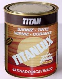 TITANLUX - Barniz Tinte Sint Sat Nogal Titanlux 750