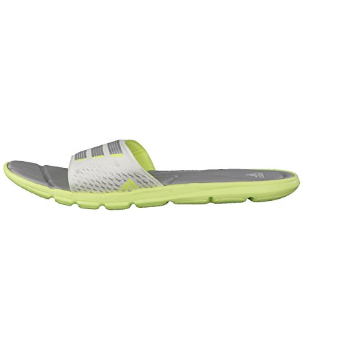 adidas Damen Adipure 360 Slide W Turnschuhe Blanco / Amarillo / Plata (Amdecl / Grpumg / Cermet)