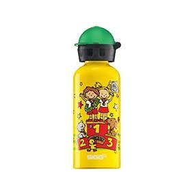 Sigg Trinkflasche Gold Medal, yellow, 0.4 l -