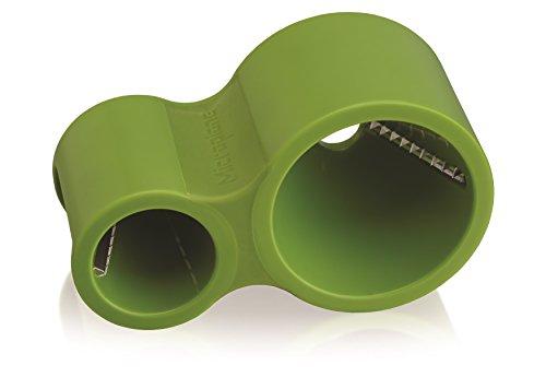 Microplane - cortador en espiral verde