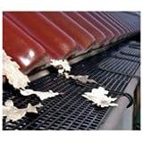 Red de protección para canalones rejilla 24metros hojas Stop protectora hojas hojas rejilla hojas Filtro Nuevo 713001