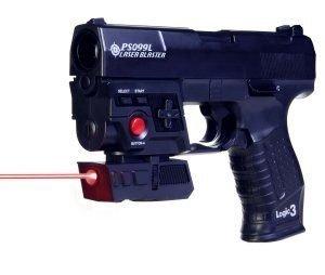 PS2 - P099L Laser Blaster Pistole (3 Mw Laser-pointer)